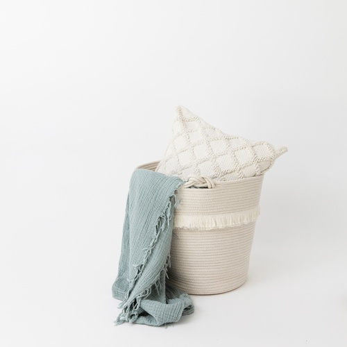 ASPEN - Love Knot Storage Basket